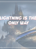 Lightning Is The Only Way image